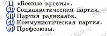 Сороко-Цюпа: Задания к § 11. Демократические страны Европы в 1930-е гг. Великобритания, Франция