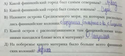 § 14. Финикия
